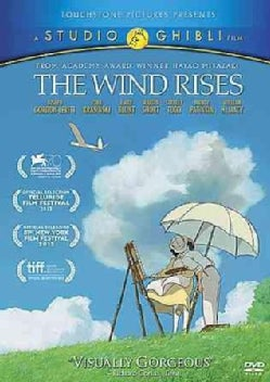 The Wind Rises (DVD)