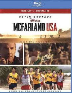 McFarland, USA (Blu-ray Disc)