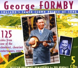 George Formby - England's Famed Clown Prince Of Song