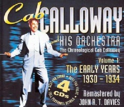Cab Calloway - Early Years 1930-1934 Volume 1
