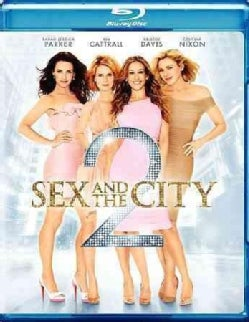 Sex and the City 2 (Blu-ray/DVD)