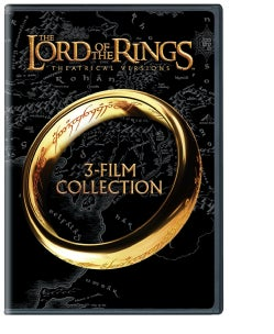 Lord Of The Rings: The Motion Picture Trilogy (Blu-ray Disc)