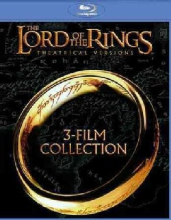 Lord Of The Rings: Theatrical Trilogy (Blu-ray Disc)