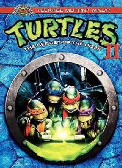 Teenage Mutant Ninja Turtles 2: Secret Of The Ooze (DVD)