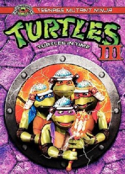 Teenage Mutant Ninja Turtles III (DVD)