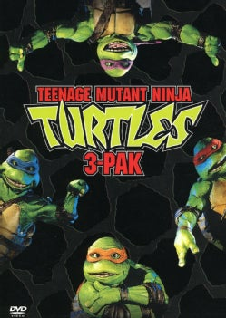 Teenage Mutant Ninja Turtles 3PK Set (DVD)