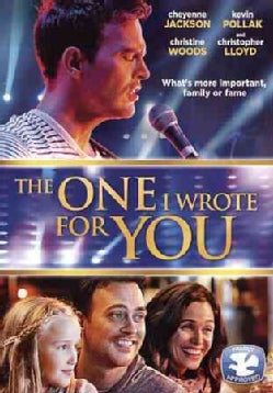 The One I Wrote for You (DVD)