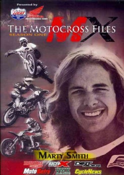 The Motocross Files: Marty Smith (DVD)