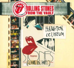 ROLLING STONES - FROM THE VAULT(2CD/D