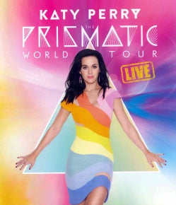 The Prismatic World Tour (DVD)
