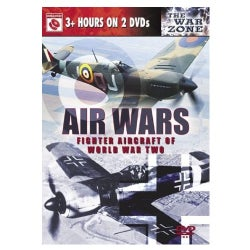War Zone: Air Wars-Fighter Aircraft (DVD)