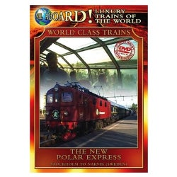 New Polar Express (DVD)