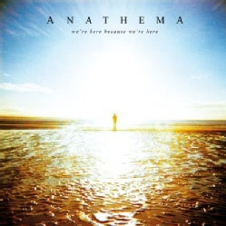 ANATHEMA - WE'RE HERE BECAUSE WE'RE HERE (MEDIA BOOK EDITION)