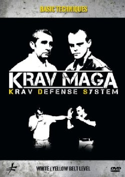 Krav Maga: Krav Defense System Basic Techniques: White/Yellow Belt Level by Vincenzo Quici & Jonathan Dejace (DVD)