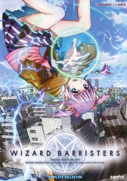 Wizard Barristers: Complete Collection