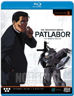Patlabor TV: Collection 3 (Blu-ray Disc)