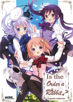 Is the Order a Rabbit?: Complete Collection (DVD)
