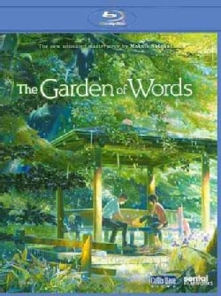 The Garden of Words (Blu-ray Disc)