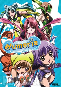 Yumeria: Complete Collection (DVD)