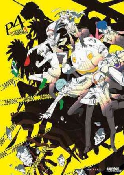 Persona 4: The Animation (Blu-ray Disc)