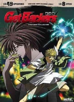 Get Backers: Complete Collection (DVD)