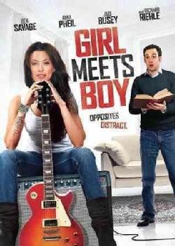 Girl Meets Boy (DVD)