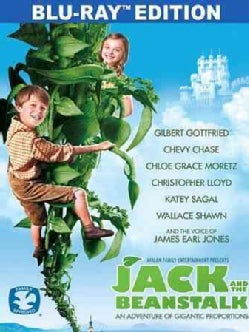 Jack And The Beanstalk (Blu-ray Disc)