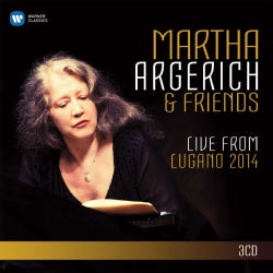 Martha Argerich - Martha Argerich and Friends Live from The Lugano Festival 2014