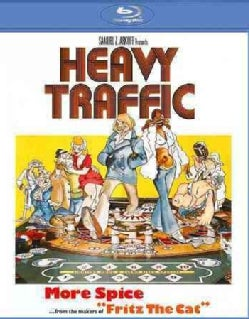 Heavy Traffic (Special Edition) (Blu-ray Disc)