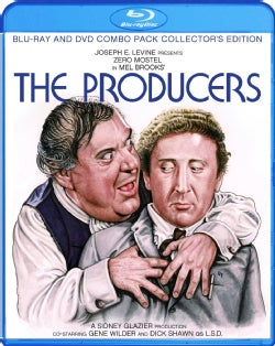 The Producers (Collector's Edition) (Blu-ray/DVD)