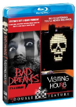 Bad Dreams/Visiting Hours (Blu-ray Disc)