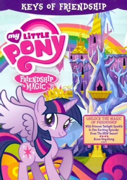 My Little Pony: Friendship Is Magic: The Keys Of Friendship (DVD)