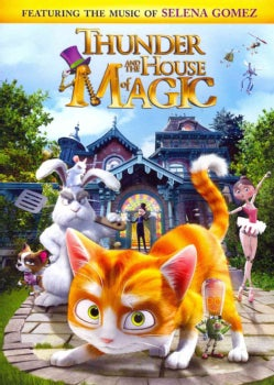 Thunder And The House Of Magic (DVD)