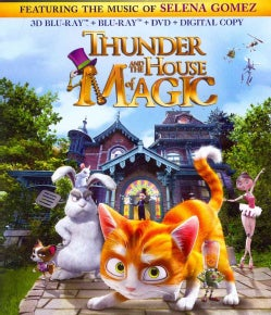 Thunder And The House Of Magic (Blu-ray Disc)