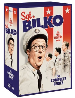 Sgt Bilko: The Phil Silvers Show: The Complete Series (DVD)