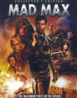 Mad Max (Collector's Edition) (Blu-ray Disc)