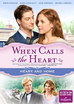 When Calls The Heart: Heart And Home (DVD)