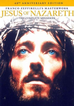 Jesus of Nazareth: The Complete Miniseries (40th Anniversary Edition) (Blu-ray Disc)