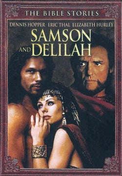 The Bible Stories: Samson And Delilah (DVD)