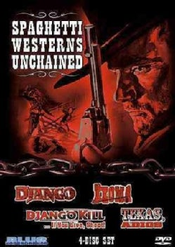 Spaghetti Westerns Unchained (DVD)