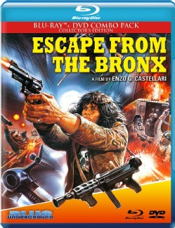 Escape from the Bronx (Blu-ray/DVD)
