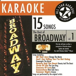 Artist Not Provided - The Best of Broadway Vol 1