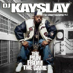 DJ Kayslay - The Streetsweeper Vol 2: The Pain From the Game (Parental Advisory)