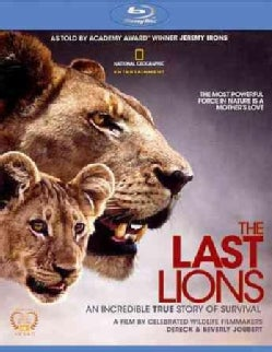 The Last Lions (Blu-ray Disc)