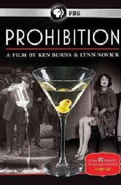 Ken Burns: Prohibition (DVD)