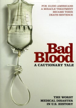 Bad Blood: A Cautionary Tale (DVD)