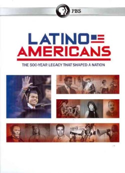The Latino Americans (DVD)