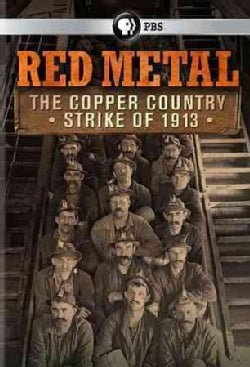 Red Metal: The Copper Country Strike of 1913 (DVD)