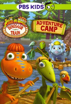 Dinosaur Train: Adventure Camp (DVD)