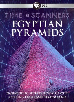 Time Scanners: Egyptian Pyramids (DVD)